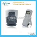 Mini 2012 estación meteorológica de sensores de temperatura para el hogar/offic