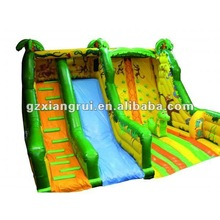 inflatable Climbing Wall/inflatable slide