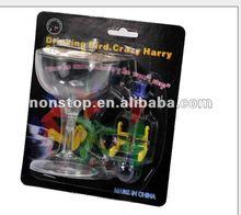 New Super toys mini perpetual bird Drinking bird