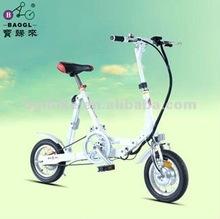 12 Inches electric folding bike/proprietary product/Baogl Ubike5.0