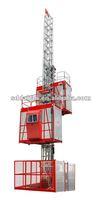 Hot-Sales SC series frequency passenger/material hoist SC200/200