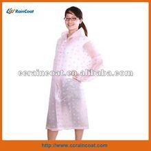 Fashion lady's waterproofing rainwear