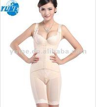 Las mujeres blancas ardyss modeladora del cuerpo, todo el cuerpo talladora abdomen más delgado, sin costura forma de desgaste y corsets bustiers body adelgazar