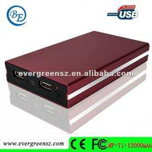High Capacity 12000mAh Power Pack For Phone