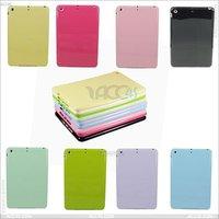 Pure color TPU case cover for Apple iPad Mini P-iPADMINITPU007