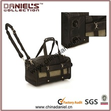 wholesale 2012 latest fashion pet carrier bag on four wheels