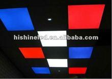 2012 Global Best seller diy rgb led panel lighting RGB 600x600mm Manufacturer