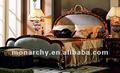 B3002b-16/17/18 excelente cama estilo americano de mobília do quarto