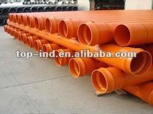 orange Pvc-U pipe
