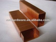 16GA Copper-coated 35 Carton Closing Staples