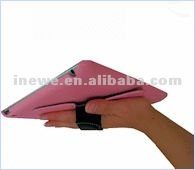 For apple New iPad / iPad 3 rotational case with handheld design