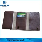 Premium PU Leather Wallet Case / Cover / Pouch / Holster ( for iPhone 5 )