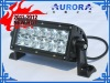 AURORA 6 inch led car light bar, 4x4, atv trader,off road light ,led spot light 3w,off road vehicle