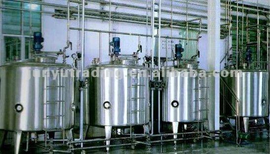 High Efficiency Fermentation Yogurt Machine