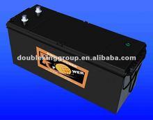advance and unique car battery 120ah