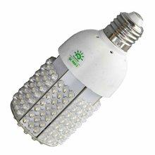 2012 hot sale 201 led DC 12/24V 12v 12-24v solar led lights for garden 10W 1200lumen