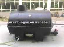PUXIN portable solar biogas digester