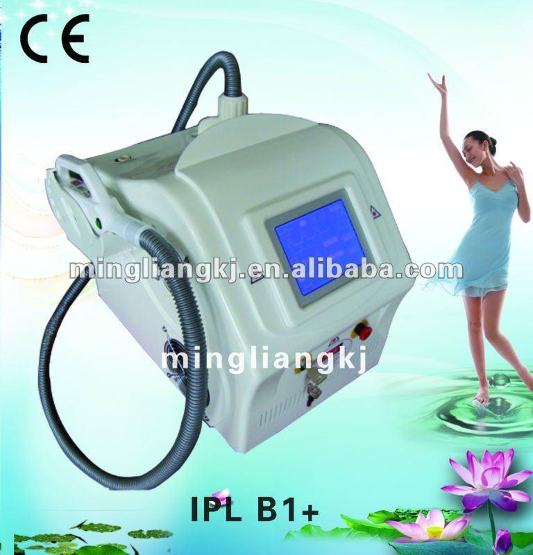 IPL آلة إزالة الشعر تحت الإبط مع تأثيرات جيدة