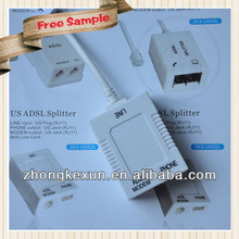 ADSL Filter/Splitter Broadband MicroFilter DSL