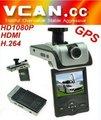 1.5 بوصة lcd تعقب gps الفيديو عالية الوضوح 1080p كاميرات h. 264 sd: vcan0054