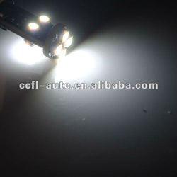 New Design Error Free Canbus H6W LED Auto Light