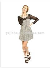 evening dress fashion 2012