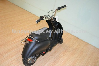 2012 new design of scooter sidecars,scooter with roof ( LD-ES300G)