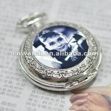 For Memory! Custom Classical Antique Pocket Watch
