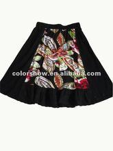 Women Autumn Winter Print Skirts