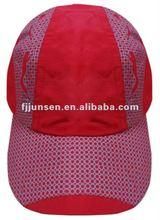 2013 new fashion man Red printing cap