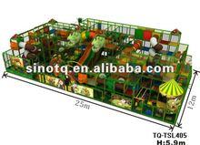 2012 Forest series of indoor playground equipment