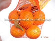 potato net bag packing (factory)