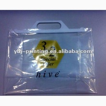 Portable PVC file packet