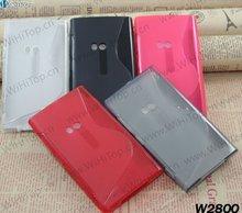 Case for Nokia Lumia 920. S line tpu Gel silicon case for Nokia Lumia 920