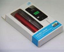 2200mAh aluminium case power bank