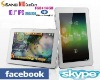 10 inch Tablet PC Sanei Quad Core N10 Android 4.0 Freescale i.MX6Q 4.8GHz build in bluetooth IPS