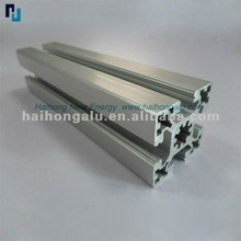 OEM aluminum extruded mounting system profile