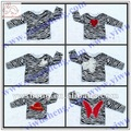 2012 animail impresso tops moda decrocations zebra shirs manga longa camisas