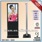 42 inch Floor Stand Open Frame LCD
