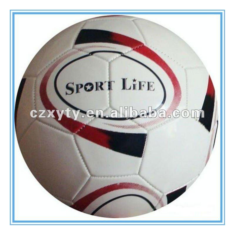 Pvc Pu Stitched Football Soccer Ball