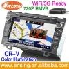 Erisin ES1059C Car USB SD Player DVD for HONDA CRV