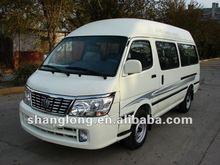 Chinese Manufacturers 15 Passenger New Design Vans
