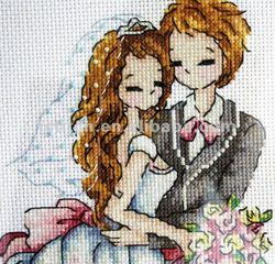 Free Wedding Sampler Pattern, Wedding Sampler - Cross Stitch Pattern