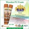750ml wood door pu foam