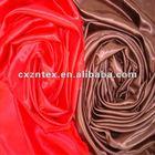 100% polyester satin mattress fabric