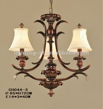 2012 Iron Chandeliers,crystal,CH044-3
