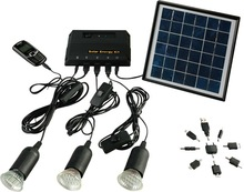 popular small power solar home system