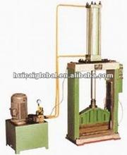 hydrulic rubber cutting machine