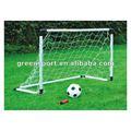 Pvc de fútbol/de portería de fútbol juego de conjunto para la capacitación junior