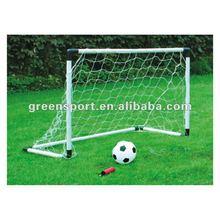 PVC Soccer/football goal game set for junior training